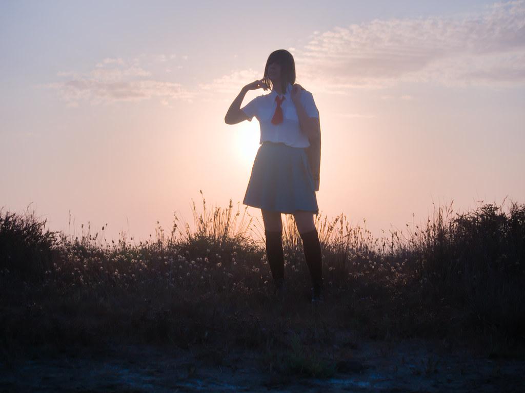 related image - Shooting Tsuyu - My Hero Academia - Bakashi Cosplay - Saintes Maries de la Mer -2019-08-06- P1811625