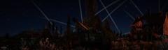 War Thunder / Searchlights (Panorama)