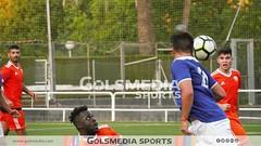Cf Torre Levante 4-3 Paiporta CF (Eleuterio Sánchez)