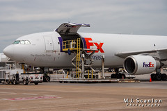 N656FE FedEx | Airbus A300F4-605R | Memphis International Airport