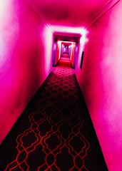 Hotel Hallway 3