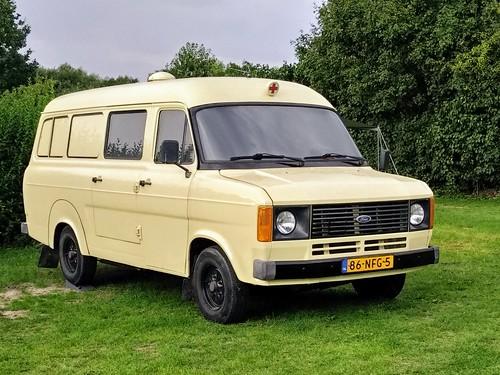 Ford Transit ( Ex DRK )
