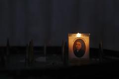 Candle (Église Sainte-Croix, Bernay)