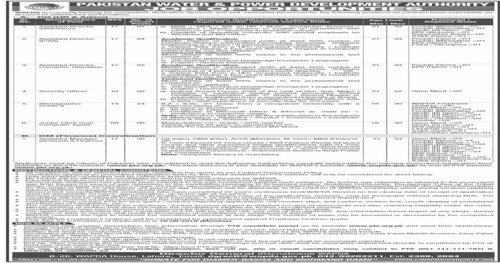 Wapda Latest Jobs 2019 PTS Advertisement www.pts.org.pk Apply Online