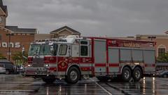 Rescue 503, Dumfries - Triangle VFD