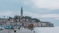 Town of Rovinj, Croatia