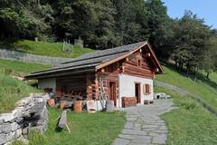 Maienfeld -  Heidi Village