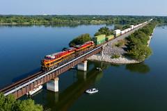 KCSM 4886 - Lake Lavon TX