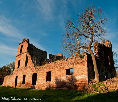 Ruinas del Molino Harinero de Oroño, Santa Fé...