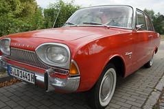 Ford Taunus 17m (P3), 1960-1964