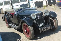 Riley Nine Lynx 4-seat Tourer (1934)