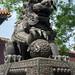 Lion: Lama Temple, Beijing, China