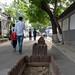 Hutong streets, Beijing, China