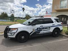 Indian Shores Police Dept. Unit 25