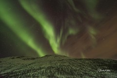 El Valle de Las Auroras Boreales Isla de Senja
