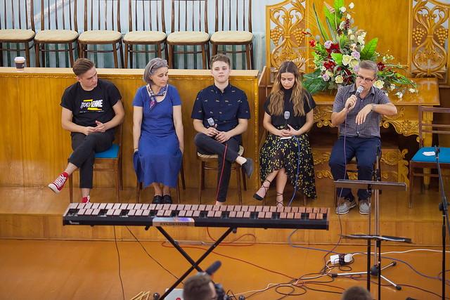 Семья Шариковых (Август, 2019)