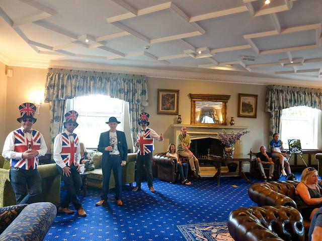 BritishGP 2019 - Opening Party