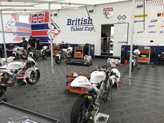 British Talent Cup