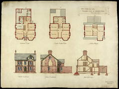 Young and Mackenzie plan of Proposed Villa at Osborne Park