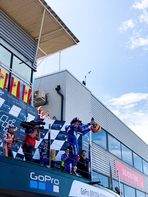 British GP MotoGP 2019