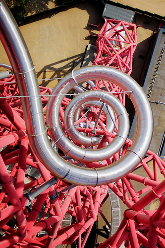 Arcelormittal Orbit, Stratford London