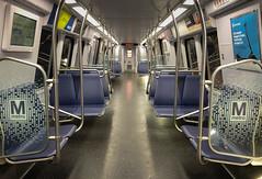 DC Metro Subway - Vienna VA