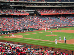 Washington Nationals vs Miami Marlins at Nationals Park - Washington DC