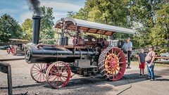 Vintage Tractor Show: 2019 Williams Grove, PA