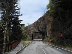 Bridge of rock