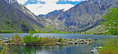 Convict Lake, Sierra Nevada, CA 2015