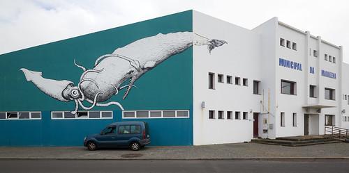 Façade of the Museu de Cachalotes e Lulas