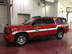 Clearwater Fire Dept. LR45