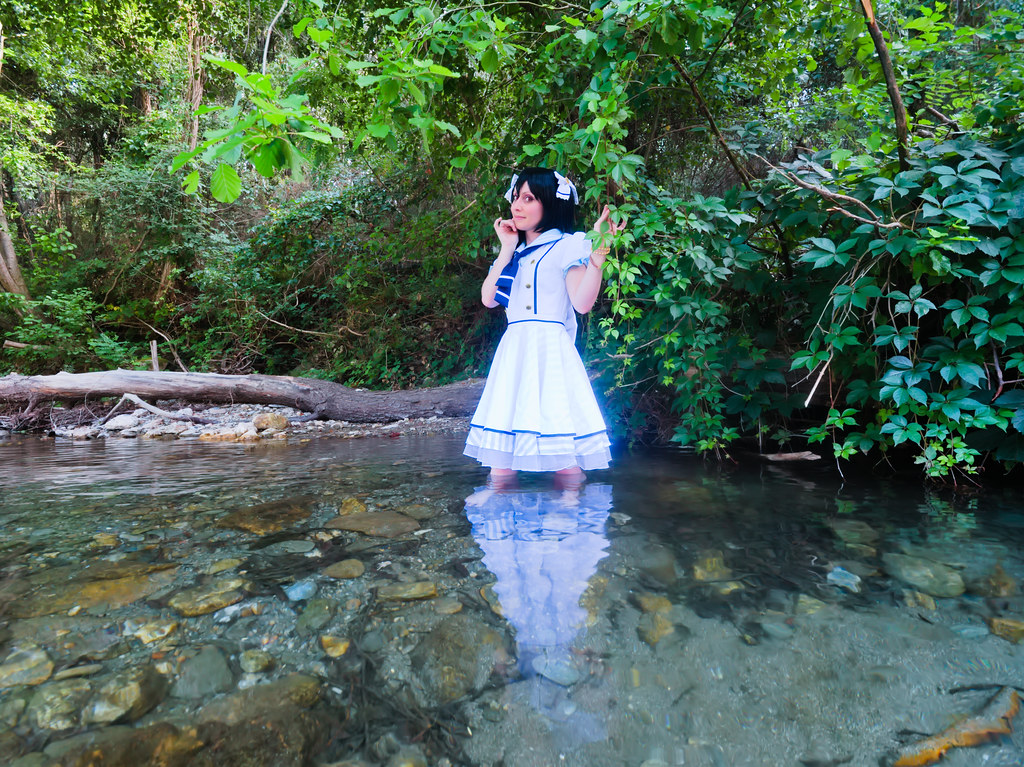 related image - Shooting Nico Yazawa - Love Live - Bords du Galaizon -2019-08-16- P1822903