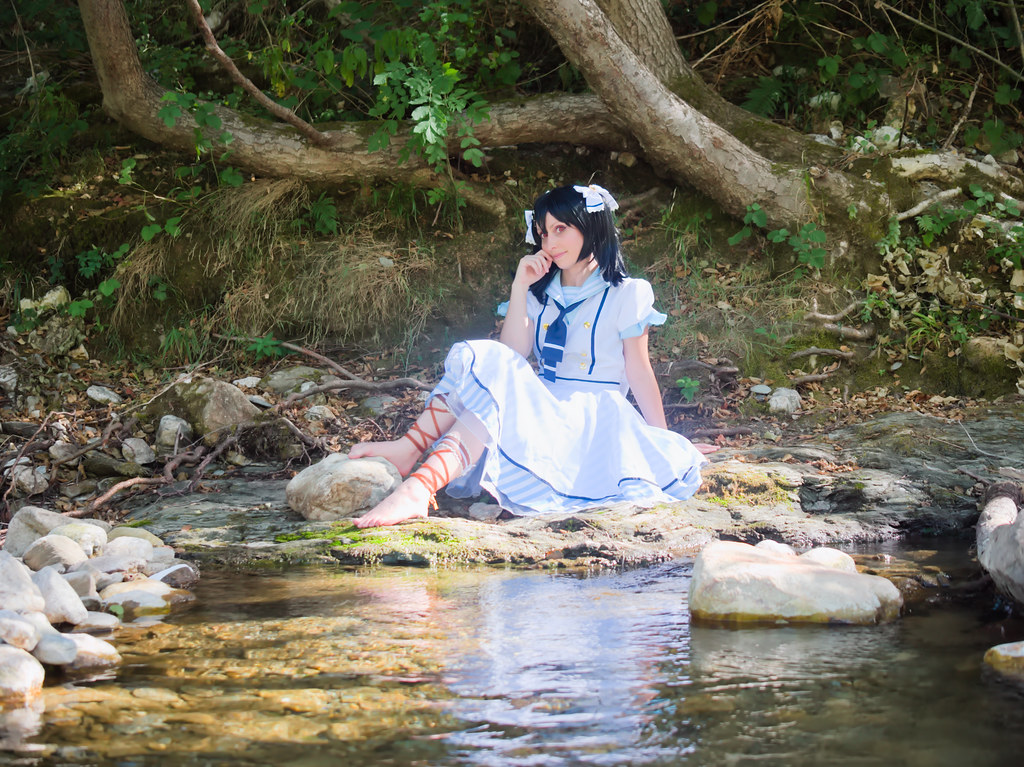 related image - Shooting Nico Yazawa - Love Live - Bords du Galaizon -2019-08-16- P1822917