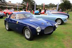 Ferrari 250 MM Pinin Farina Berlinetta s-n 0344 1953 1