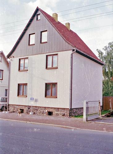 054-Wohnhaus Straßenseite