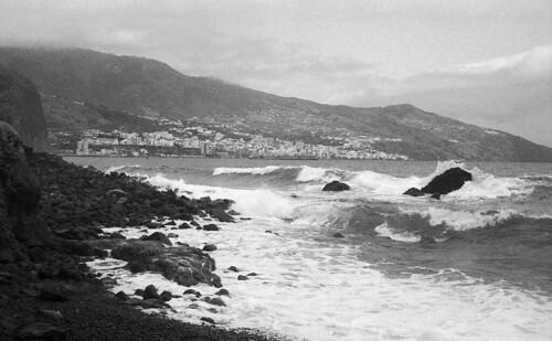 Santa Cruz de la Palma desde El Fuerte