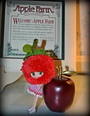Pippin Apple - Petite Yarn Head Dr. Blythenstein Custom