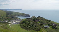Busy Day At Lulworth Cove
