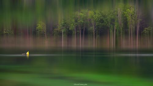 Emerald shore - Orilla esmeralda