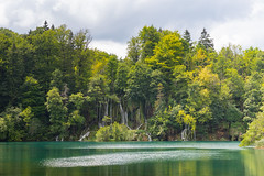 Okrugljak lake in Plitvice Lakes National Park, Croatia