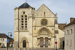 2562 Basilique Notre-Dame-de-Bonne-Garde - Longpont-sur-Orge - Photo of Ris-Orangis