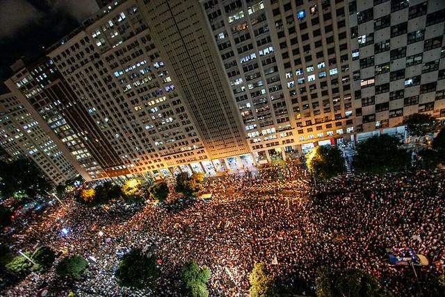 7 de Setembro: estudantes voltam às ruas em defesa da Educação e da Amazônia
