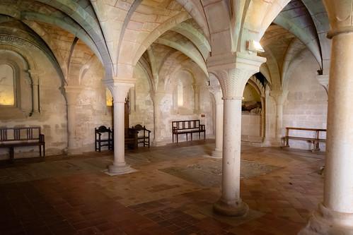 Sala Capitular - Monasterio de Veruela