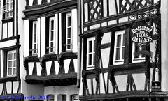 Strasbourg em p&b