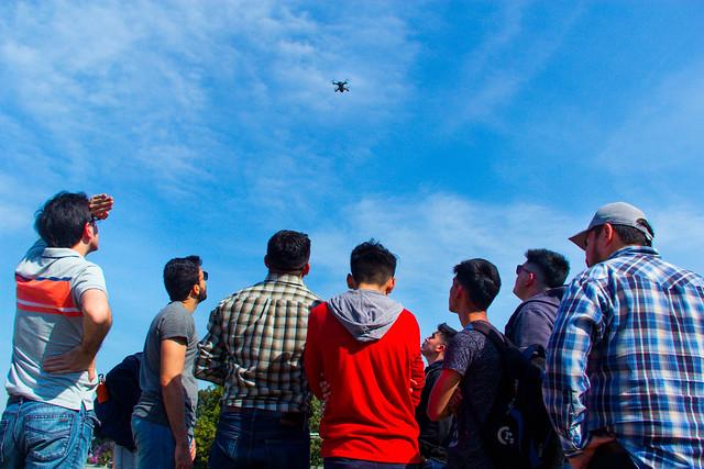 Primer Vuelo - Curso Piloto de Dron | SEP 2019