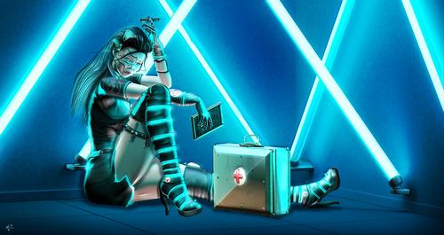 Cyber nurse