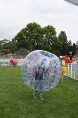 Activity Fields Bubble Soccer