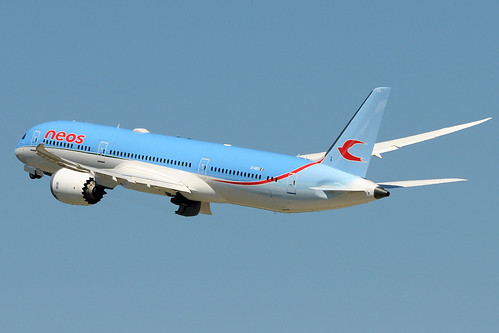 EI-NEU - Boeing 787-9 Dreamliner - Neos 🇮🇹 @ MXP