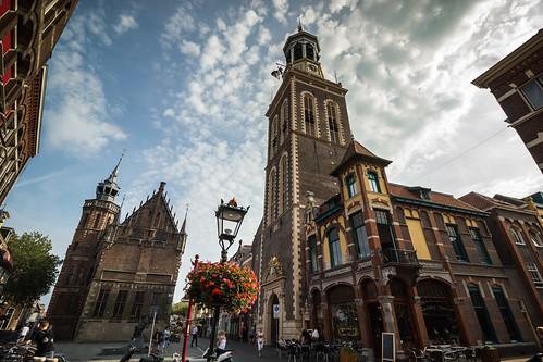 Nieuwe Toren, Kampen